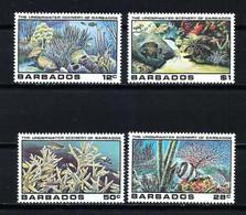 Barbados Nº 508/11 Nuevo - Barbados (1966-...)