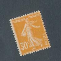 FRANCE - N° 141 NEUF* AVEC CHARNIERE - COTE : 18€ - 1907 - 1906-38 Semeuse Camée