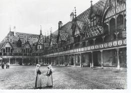 CPSM - 21 - BEAUNE L'Hotel Dieu , La Cour D'honneur , Bonnes Soeurs  - 1958 - TBE - Dijon