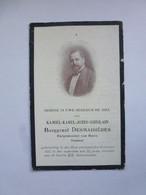 DESMAISIERES KAMIEL KAREL JOZEF GHISLAIN +1921 BURGEMEESTER VAN HEERS - Devotion Images
