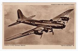 """BRITAIN PREPARED"" 45 - American Flying Fortress (Boeing) - War 1939-45"