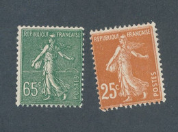 FRANCE - N° 234/35 NEUFS* AVEC CHARNIERE - COTE : 16€30 - 1927/31 - Ungebraucht