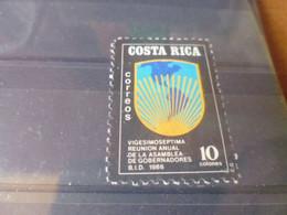 COSTA RICA YVERT N°425 - Costa Rica