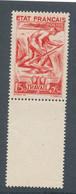 FRANCE - N° 577 NEUF** SANS CHARNIERE AVEC BORD DE FEUILLE - COTE : 22€ - 1943 - Ungebraucht