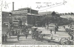 75 PARIS LES HALLES - Autres