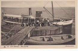 Courrier Du Cap I,Cap Ferret - Ferries