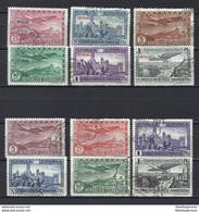 ESPAÑA 614/9-630/5 En Usado. Cat.29 € - Used Stamps