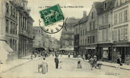 Troyes Hotel De Ville  10Aube France Frankrijk Francia - Troyes