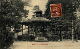 Troyes Le Kiosque  10Aube France Frankrijk Francia - Troyes