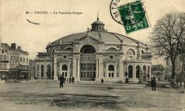 Troyes Le Nouveau Cirque  10Aube France Frankrijk Francia - Troyes