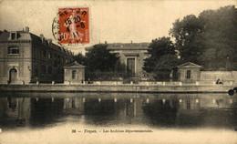 Troyes Les Archives Départementales  10Aube France Frankrijk Francia - Troyes