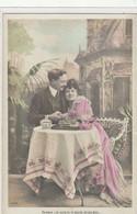 Couples 600 : Puisque J'ai Surpris Le Secret De Ton âme ; édit. G I N° 104/4 - Coppie