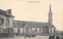 29-GUIPAVAS- EGLISE - Autres Communes