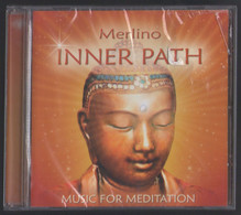 CD 3 TITRES MERLINO INNER PATH MUSIC FOR MEDITATION NEUF SOUS BLISTER - New Age