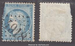 *RARE* GC 4918 (Saugnac-et-Muret, Landes (39)), Cote 110€ - 1849-1876: Klassik