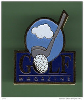 GOLF *** MAGAZINE N°2 *** 2091 - Golf