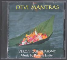 CD 6 TITRES VERONIQUE DUMONT MUSIC BY ROGERIO JARDIM DEVI MANTRAS NEUF SOUS BLISTER - New Age