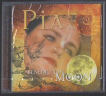 CD 6 TITRES PIA BENEDICTION MOON NEUF SOUS BLISTER - New Age