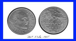 France  Monnaie 100 Frs Emile Zola 1985 TTB - N. 100 Francs
