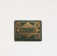 Carnet Pochette Mini Photos Noir Et Blanc Vintage, Gérardmer, Vosges - Collezioni