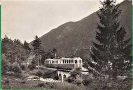Val Vigezzo. Vercelli. Verbania. Valle Dei Pittori. Treno. Domodossola. Locarno. 8st - Verbania
