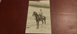 Ancienne Carte Postale Photographie - Militaire - Guerre 1914-1918 - Weltkrieg 1914-18