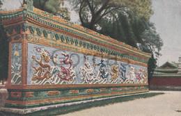 China - Monument - Dragons - Chine