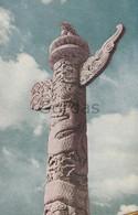 China - Monument - Totem - Chine