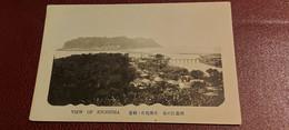 Ancienne Carte Postale Japon - View Of Enoshima - Sonstige