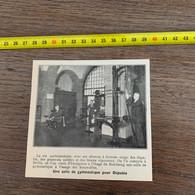 1929 PATI2 Salle De Gymnastique Pour Les Députés à Berlin - Non Classificati