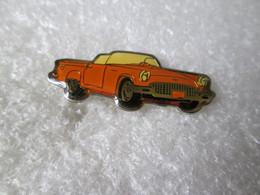 PIN'S    FORD  THUNDERBIRD  1954 - Ford