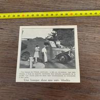 1929 PATI2 Une Banque Dans Une Auto Blindée - Non Classificati