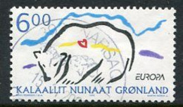 GREENLAND 1999 Europa: National Parks  Used.  Michel 338 - Gebraucht