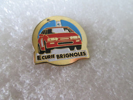 PIN'S   FORD   SIERRA  COSWORTH   ECURIE  BRIGNOLES - Ford