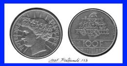 France  Monnaie 100 Frs Fraternité 1988 TTB - N. 100 Francs