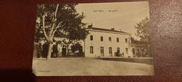 Ancienne Carte Postale  - Le Teil - La Gare - Le Teil