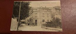 Ancienne Carte Postale  - Le Teil - La Poste - Le Teil