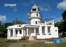 Northern Mariana Islands Saipan Garapan Japanese Lighthouse New Postcard - Isole Marianne