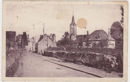 CHAUSSENAC Entrée Du Bourg - Autres Communes