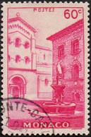 Monaco Obl. N°  308 - Place Saint-Nicolas - Non Classificati