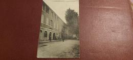 Ancienne Carte Postale  - La Roquebrussane - Quartier Du Portail - Sonstige Gemeinden