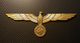 Insigne Allemande Aigle Croix 9.5 Cm - Army