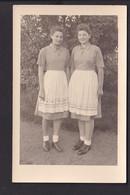 D39 /   Foto AK Zwei Frauen RAD Weibliche Jugend , BDM 1943 / A. Konvolut Mainz Laubenheim - Other