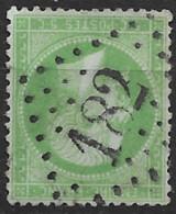 TP20,obl.GC182,Aubigny En Artois(PAS DE CALAIS),ind.5 - 1849-1876: Periodo Clásico