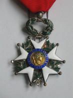 Médaille / Décoration - Ordre National De La Légion D'honneur -3 Eme République - CHEVALIER  **** EN ACHAT IMMEDIAT **** - Francia