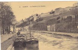 Belgique - Namur - La Sambre Et Le Donjon - Non Classés