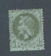 FRANCE - N°32 OBLITERE AVEC ETOILE DE PARIS 1 + PIQUAGE NORD - COTE MINI : 50€ - 1870 - 1863-1870 Napoleone III Con Gli Allori