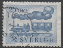 Sweden - #498 - Used - Used Stamps