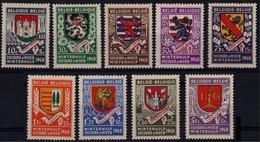 1940 - Nr 538-546 ** - Nuevos