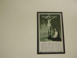 Doodsprentje  ( 6888 ) Cools  /  Fonteyne    -   Veurne  -   1908 - Avvisi Di Necrologio